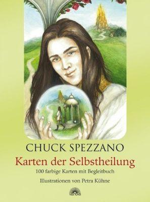 Karten der Selbstheilung, 100 Karten + Begleitbuch, Chuck Spezzano