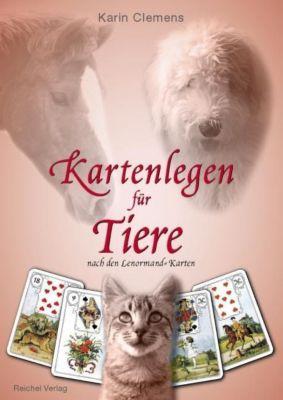 Kartenlegen für Tiere, Karin Clemens