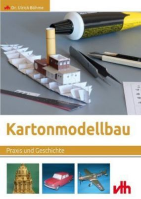 Kartonmodellbau - Ulrich Böhme |