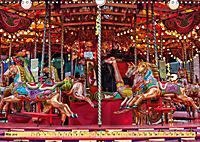 Karussell - Nostalgie (Wandkalender 2019 DIN A3 quer) - Produktdetailbild 5