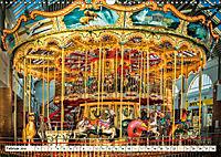 Karussell - Nostalgie (Wandkalender 2019 DIN A3 quer) - Produktdetailbild 2