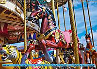 Karussell - Nostalgie (Wandkalender 2019 DIN A3 quer) - Produktdetailbild 4
