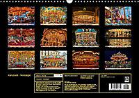 Karussell - Nostalgie (Wandkalender 2019 DIN A3 quer) - Produktdetailbild 13