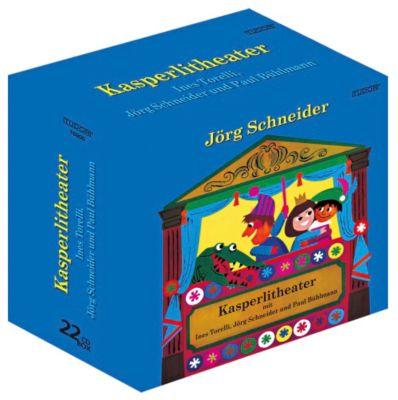 Kasperli Box Folgen 1-22, Schneider J
