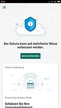 Kaspersky Security Cloud Pers. Ed. DACH (3D) - Produktdetailbild 1
