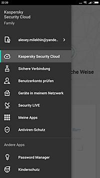 Kaspersky Security Cloud Pers. Ed. DACH (3D) - Produktdetailbild 5