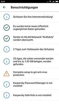 Kaspersky Security Cloud Pers. Ed. DACH (3D) - Produktdetailbild 4