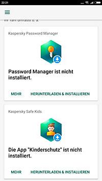 Kaspersky Security Cloud Pers. Ed. DACH (3D) - Produktdetailbild 9