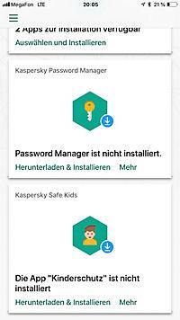 Kaspersky Security Cloud Pers. Ed. DACH (3D) - Produktdetailbild 16