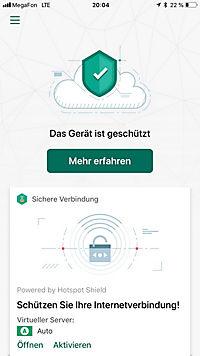 Kaspersky Security Cloud Pers. Ed. DACH (3D) - Produktdetailbild 14