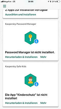 Kaspersky Security Cloud Pers. Ed. DACH (5D) - Produktdetailbild 4