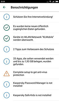 Kaspersky Security Cloud Pers. Ed. DACH (5D) - Produktdetailbild 9