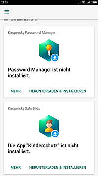 Kaspersky Security Cloud Pers. Ed. DACH (5D) - Produktdetailbild 16