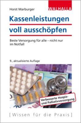 Kassenleistungen voll ausschöpfen, Horst Marburger