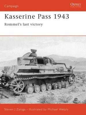 Kasserine Pass 1943, Steven J. Zaloga