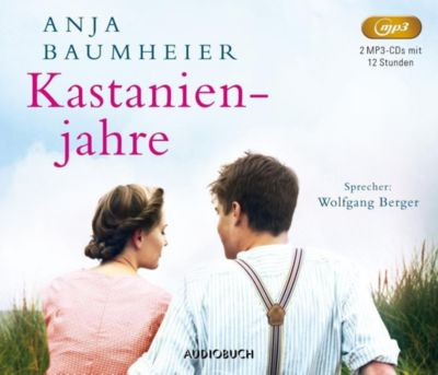 Kastanienjahre, 2 MP3-CD - Anja Baumheier |