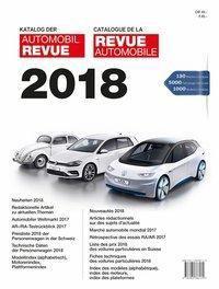 Katalog der Automobil-Revue 2018; Catalogue de la Revue Automobile