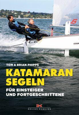 Katamaran segeln, Brian Phipps, Tom Phipps