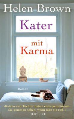 Kater mit Karma - Helen Brown |