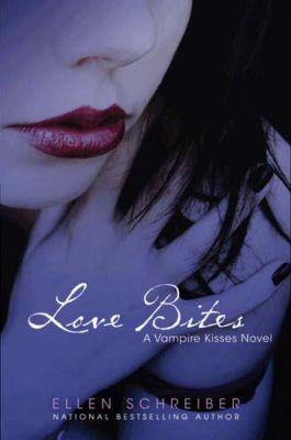 Katherine Tegen Books: Vampire Kisses 7: Love Bites, Ellen Schreiber