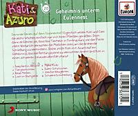 Kati & Azuro - Geheimnis unterm Eulennest, 1 Audio-CD - Produktdetailbild 1