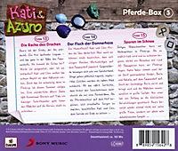 Kati & Azuro - Pferde-Box, 3 Audio-CDs - Produktdetailbild 1