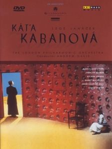 Katja Kabanova, Davis, Gustafson, Palmer