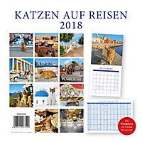 Katzen auf Reisen Broschurkal. 2018 - Produktdetailbild 15