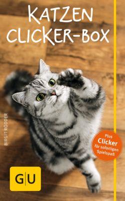Katzen-Clicker-Box, Birgit Rödder