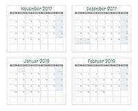 Katzen Kalenderpaket 2018, 6-tlg. - Produktdetailbild 9