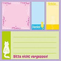 Katzen Kalenderpaket 2018, 6-tlg. - Produktdetailbild 12