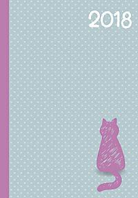 Katzen Kalenderpaket 2018, 6-tlg. - Produktdetailbild 14