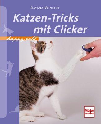 Katzen-Tricks mit Clicker - Dayana Winkler |