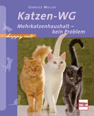 Katzen-WG - Gabriele Müller |
