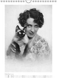 Katzenaugen (Wandkalender 2019 DIN A4 hoch) - Produktdetailbild 10