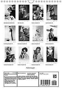 Katzenaugen (Wandkalender 2019 DIN A4 hoch) - Produktdetailbild 13