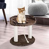 Katzenbaum mit Spielseil - Produktdetailbild 1