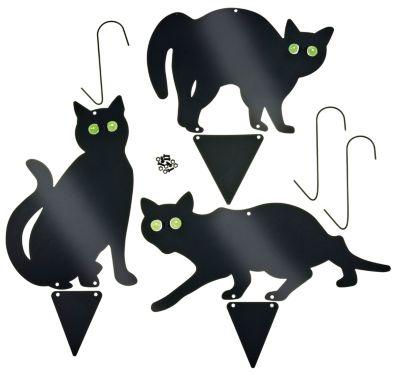 Katzenscheuche, 3-teilig
