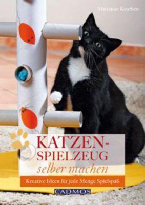 Katzenspielzeug selbst machen, Marianne Keuthen
