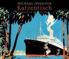Katzentisch, 7 Audio-CDs - Michael Ondaatje |