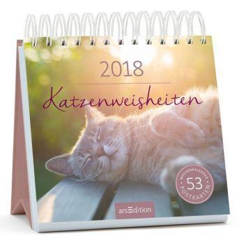 Katzenweisheiten 2018