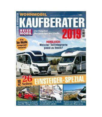 Kaufberater Reisemobil 2019