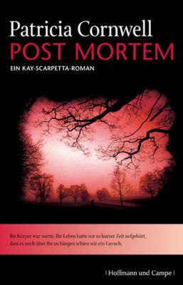 Kay Scarpetta Band 1: Post Mortem, Patricia Cornwell