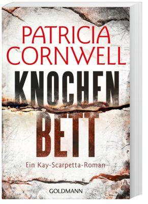 Kay Scarpetta Band 20: Knochenbett, Patricia Cornwell