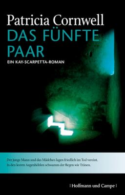 Kay Scarpetta Band 3: Das fünfte Paar, Patricia Cornwell