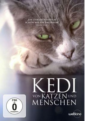 Kedi - Von Katzen und Menschen, DVD, Diverse Interpreten