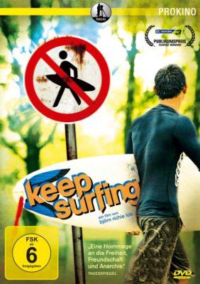 Keep Surfing, Bjoern Richie Lob, Benjamin Quabeck