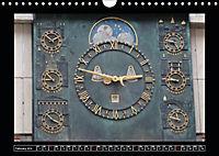 Keeping Time Large Clocks (Wall Calendar 2019 DIN A4 Landscape) - Produktdetailbild 2
