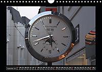 Keeping Time Large Clocks (Wall Calendar 2019 DIN A4 Landscape) - Produktdetailbild 9