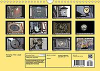 Keeping Time Large Clocks (Wall Calendar 2019 DIN A4 Landscape) - Produktdetailbild 13